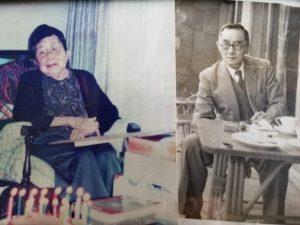 Sakae and Kei Tanaka: The Voyage of my Great Grandparents