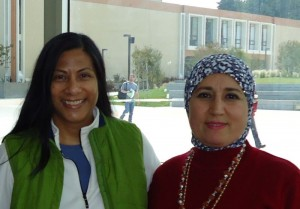 From Baghdad to San Francisco: The Story of Ms. Mustafa