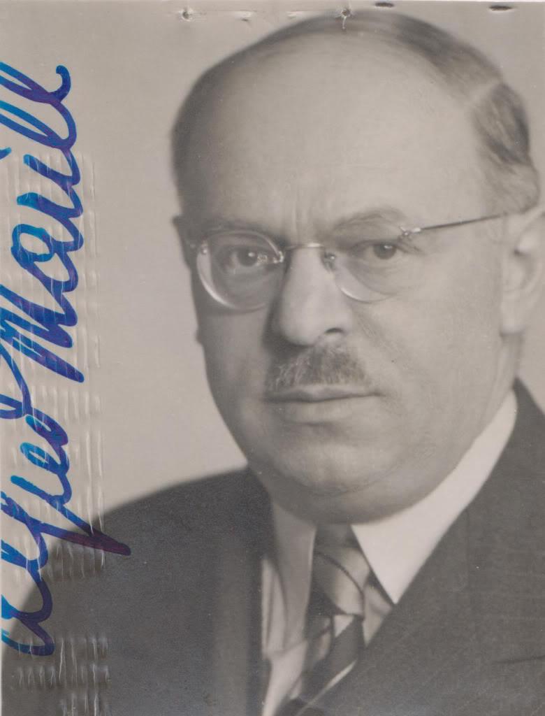 One Family's Story: Alfred Israel Marill and Klara Elizabeth Sara Marill