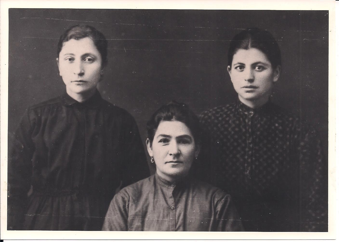 Escaping the Armenian Genocide and Landing in Angel Island