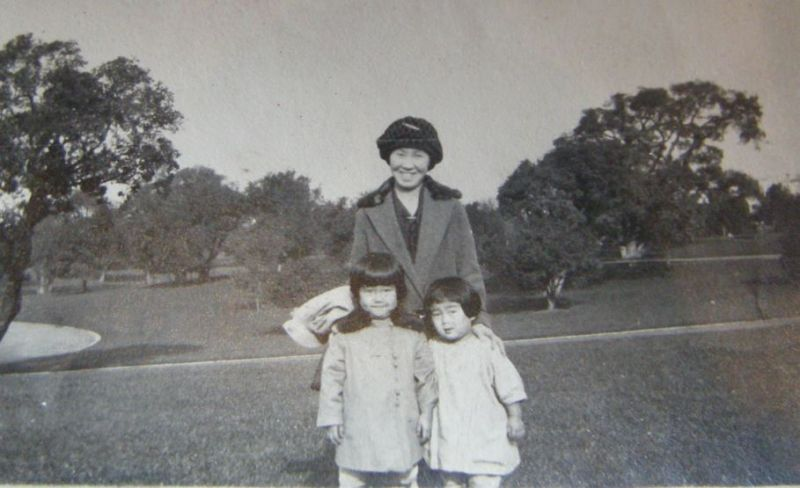 The Matsuzawas:  Nisei Marye Kimoto Remembers Her Family and Its Angel Island Experiences