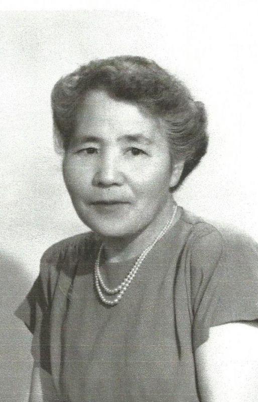 Miyoshi Yokota Okamura: Japanese Picture Bride