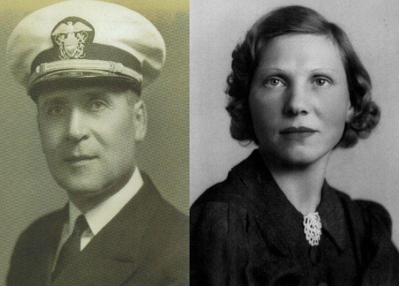 The Nikonenkos: Married at Sea on the Way to Angel Island